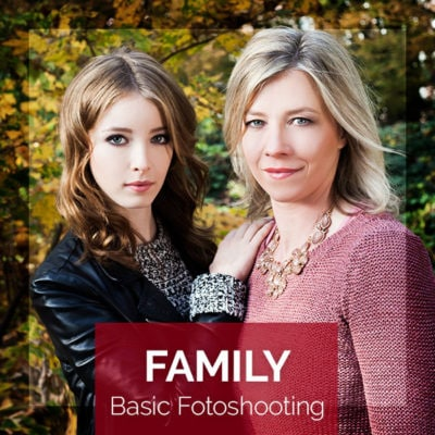 Produktbild für das FAMILY Basic Fotoshooting im BEAUTYSHOTS Fotostudio in Hamburg