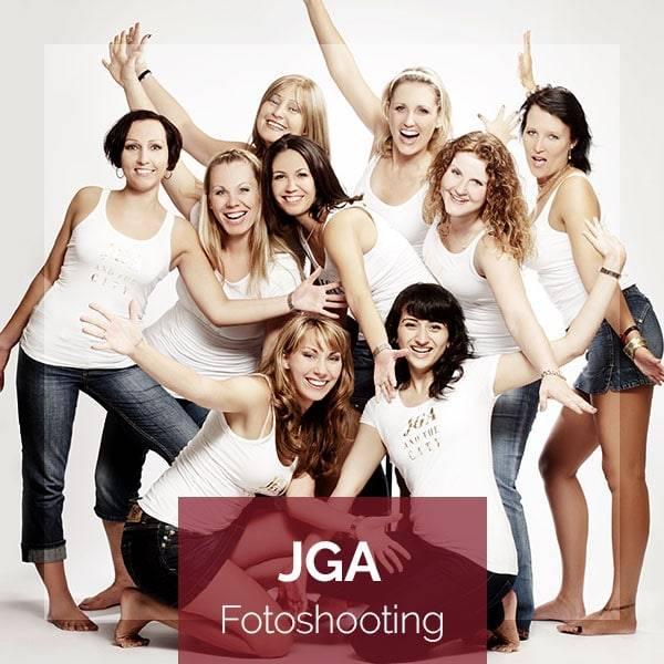Junggesellinnenabschied Fotoshooting