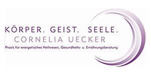 Logo von Cornelia Uecker Heilbehandlung - Referenz Business-Fotoshooting