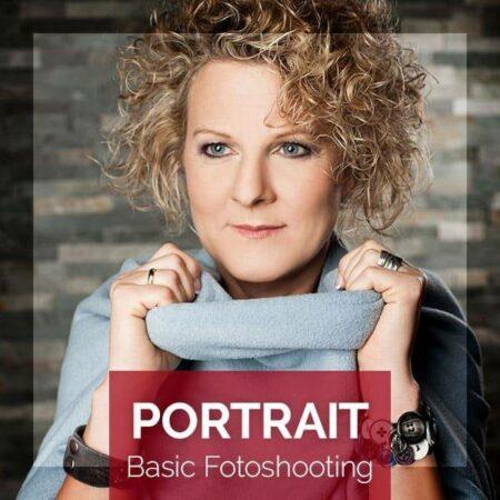 Produktbild für das PORTRAIT Basic Fotoshooting inklusive 1 Foto im BEAUTYSHOTS Fotostudio Hamburg
