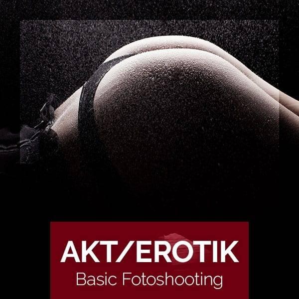 Produktbild für das AKT/EROTIK Basic Fotoshooting inklusive 20 Fotos im BEAUTYSHOTS Fotostudio Hamburg