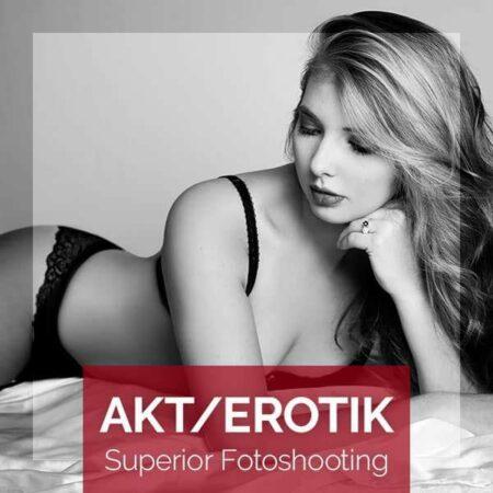 Produktbild für das AKT/EROTIK Superior Fotoshooting inklusive 20 Fotos im BEAUTYSHOTS Fotostudio in Hamburg