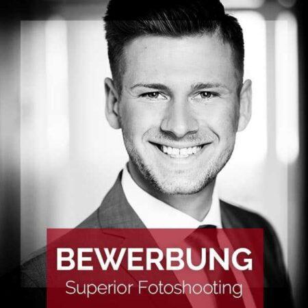 Produktbild für das BEWERBUNG Superior Fotoshooting für eine Person im BEAUTYSHOTS Fotostudio Hamburg