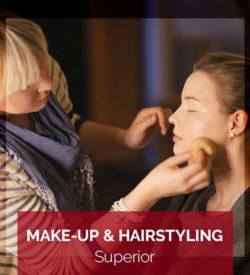 Produktbild für das Make-up & Hairstyling Superior im BEAUTYSHOTS Fotostudio in Hamburg