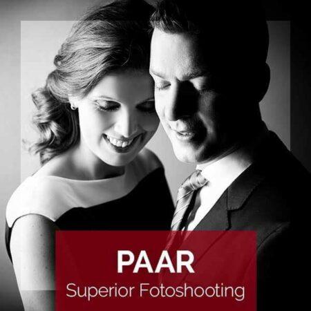 Produktbild für das PAAR Superior Fotoshooting inkl. 20 Fotos mit einem Fotograf vom BEAUTYSHOTS Fotostudio in Hamburg