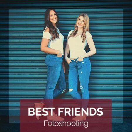 Produktbild für das BEST FRIENDS Fotoshooting beim Fotostudio Beautyshots Hamburg