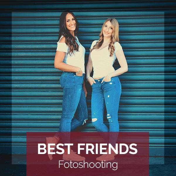 BEAUTYSHOTS Best Friends Fotoshooting